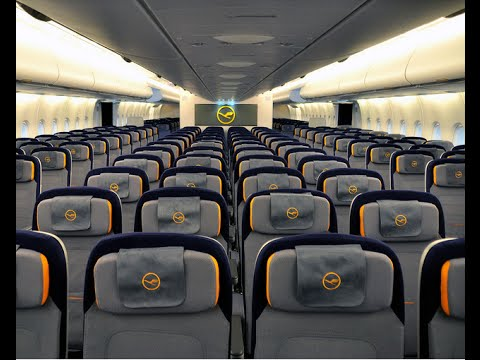 Trip report Lufthansa Economy Class  747400 A319