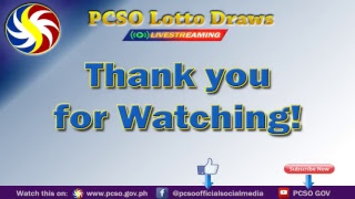 [LIVE] PCSO Lotto Draws - July 13, 2018 9:00PM