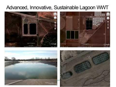 Tuesday@Two: Microalgae Biological Lagoon Treatment