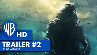 GODZILLA II: KING OF THE MONSTERS - Offizieller Trailer #2 Deutsch HD German (2019)