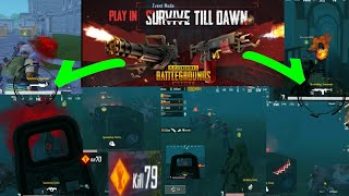 PUBG Zombies Mode Release date & new place etc.. | TRICKY TAMIZHA |