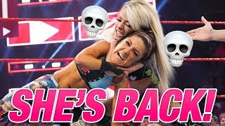 WWE Women's Wrestling Review Week of April 8th, 2019 | WWE Raw & SmackDown