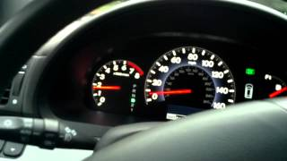 2009 Honda Odyssey Touring Start Up and brief drive