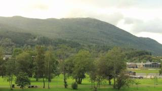 Time-lapse Førde i Sunnfjord