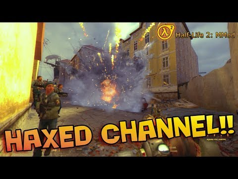 ★Just Released★ Half-Life 2: Enhanced MMOD 【Channel hax0red by BigMacDavis】