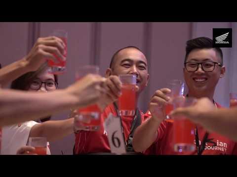 Honda Asian Journey 2019 – Hành trình của đam mê  phân khối lớn Honda