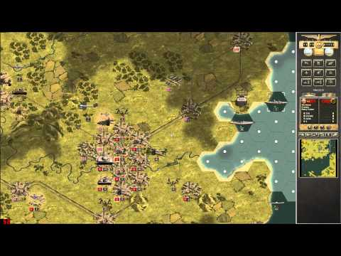 Let's Play Panzer Corps Part 5B [England]