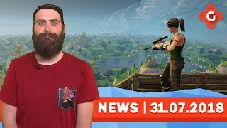 Fortnite: Incredible brand cracked! Gran Turismo sport: now with microtransactions. GW-NEWS
