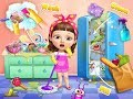 """Sweet Baby Girl Cleanup 5 """"TutoTOONS"""" Children / Baby / Android Gameplay Video"""