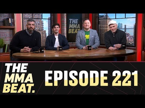 The MMA Beat Live - March 14, 2019
