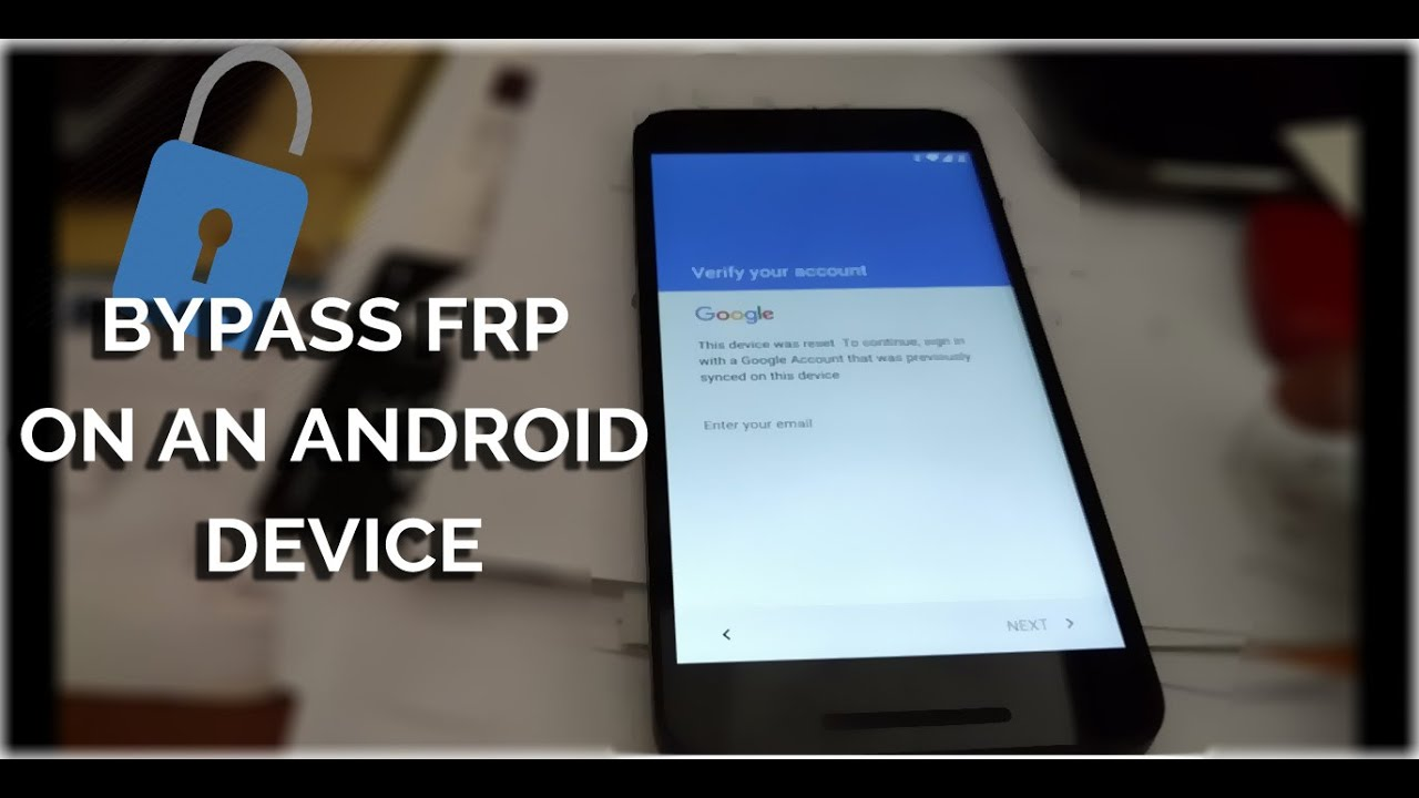 Bypass Factory Reset Protection on Nexus 5x and others [February Patch]