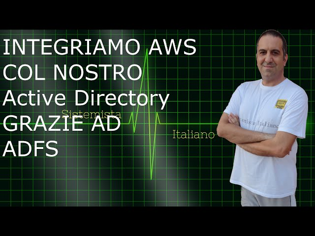 [WINDOWS] - Integrare Amazon AWS su Active Directory (ADFS)