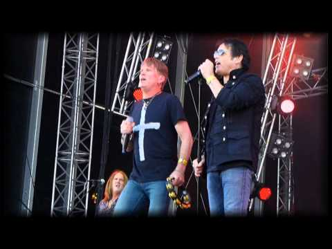 Survivor - Burning heart (Live SRF 2013)