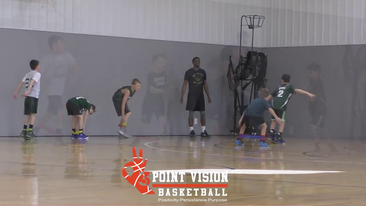 3 Point Vision MLK Day Skills Clinic