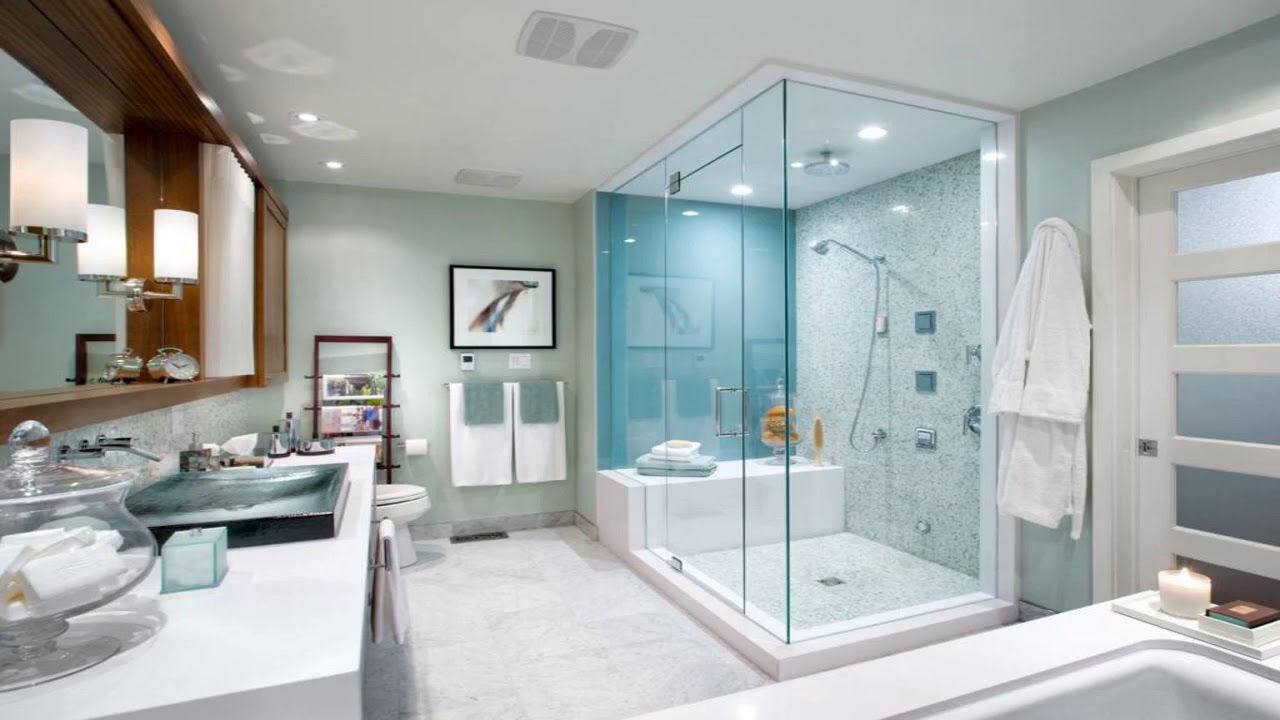 25 Modern Luxury Master Bathroom Design Ideas Youtube