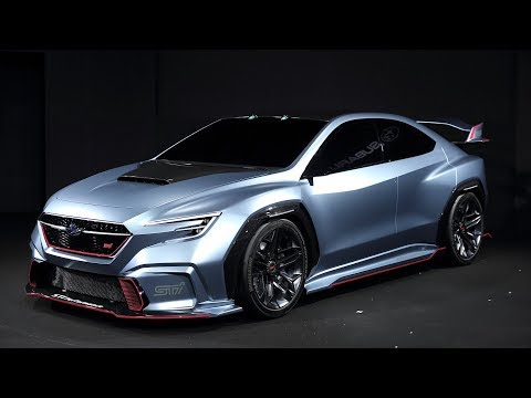 Next-Gen WRX STI Concept and Other News! Weekly Update