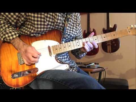 Im Tore Down - Eric Clapton Guitar cover