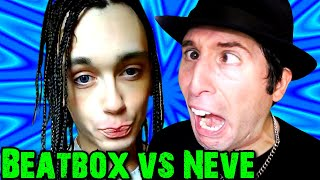 VALENTINO BEATBOX CONTRO LA NEVE - PARODIA REACTION