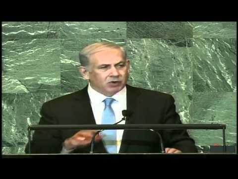 "PM Netanyahu's speech to UN ""I extend my hand in peace"""