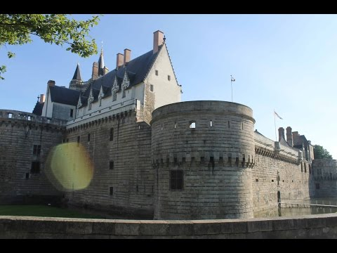 Sortir en Vidéos vous propose de découvrir la ville de Nantes - 2016