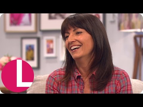 Davina McCall Talks Diet And Fitness | Lorraine