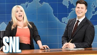 Weekend Update: Stormy Daniels - SNL