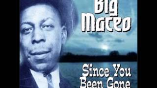 Watch Big Maceo Why Should I Hang Around video