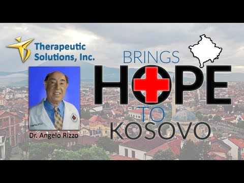 Dr. Angelo Rizzo -Kosovo Hope June 2017 Grace Medical Team Trip