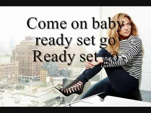 Jennifer Lopez - Expertease (Ready,Set,Go) with lyrics on screen