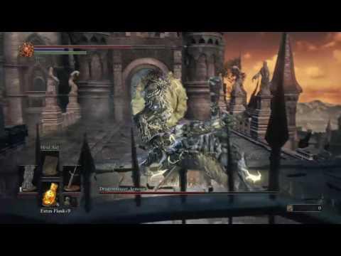 DARK SOULS™ III Dragonslayer Armour Boss |