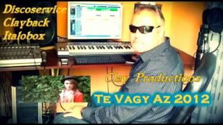 Discoservice - Te Vagy Az (Radio mix) NEW 2012