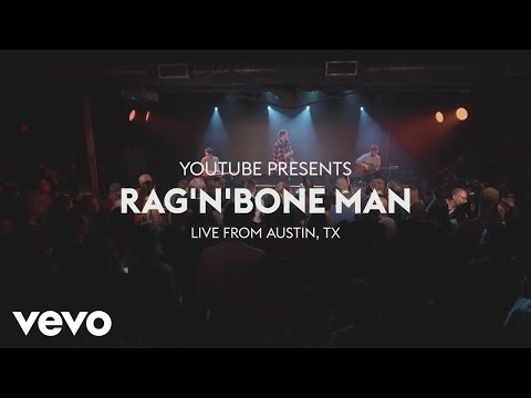 Rag'n'Bone Man - The Fire (Live from YouTube at SXSW 2017)