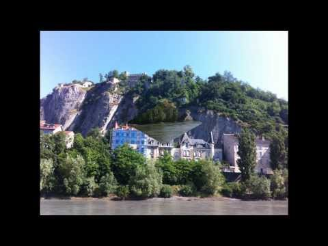 Grenoble, French Alps (Touring France by Motorbike Day 11)