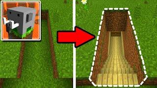 Craftsman: Building Craft - How to Build A Modern Secret Base Tutorial (Hidden House) screenshot 1