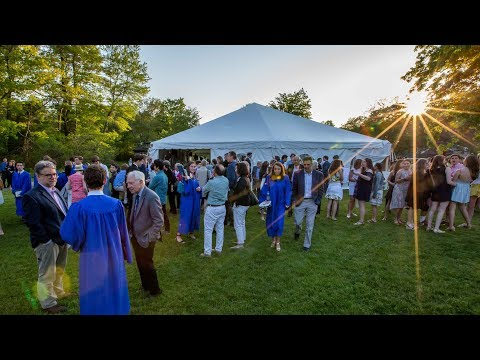 Waring School Baccalaureate Ceremony 2018