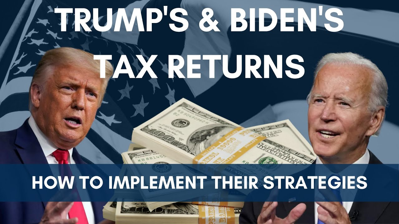 What we can learn from Trump's and Biden's Tax Returns | Main Street Business Podcast