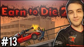 GADAMY O KABARETACH?! - Earn to Die 2 PC #13