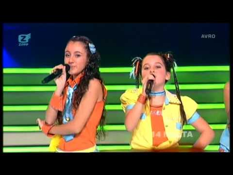 Junior Eurovision 2007: Cute - Music (Malta)