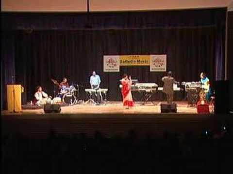 P Susheela Performing with SaReGa Students | SaReGa Music