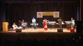 Partha Nyabagam Song by P.Susheela in Toronto with Yassee, Student of SaReGa Music