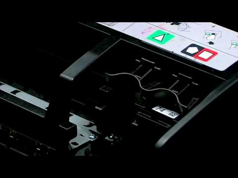 how to put ink in hp printer