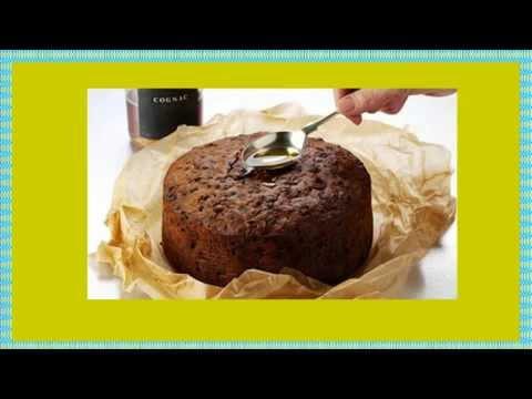 How To Make Christmas Cake In Sinhala Youtube