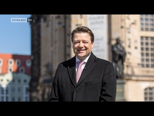 Interview mit Präsident Holger Scholze
