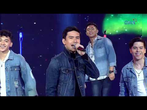 Coldplay Medley - Christian Bautista Feat. The Crush