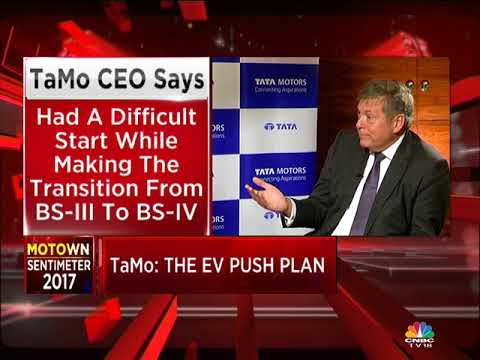 TATA MOTORS' MD & CEO EXCLUSIVE INTERVIEW