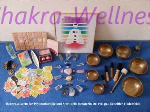 Chakra-Wellness zum Entspannen und Wohlfühlen (Chakren harmonisieren)