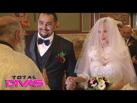 Thumbnail: Lana and Rusev get married in Bulgaria: Total Divas, April 26, 2017