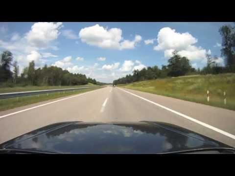 Lithuania, Meškerinė - Motorway (Automagistralė) A2 - Ukmergė, 115 km, 9 Jul 2011