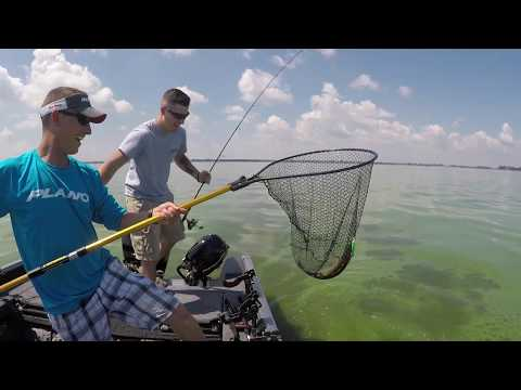 Breaking Down Reefs for Walleye