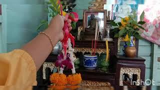 สรงน้ำพระ วันสงกรานต์ ปีใหม่ไทย ๒๕๖๔